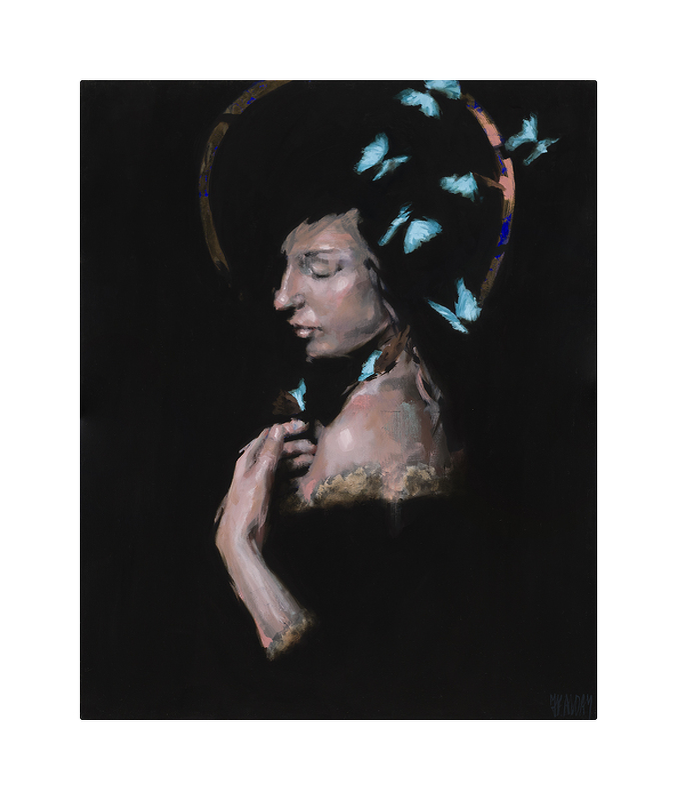 Jorge Fernández Alday: Madame Butterfly: Unframed