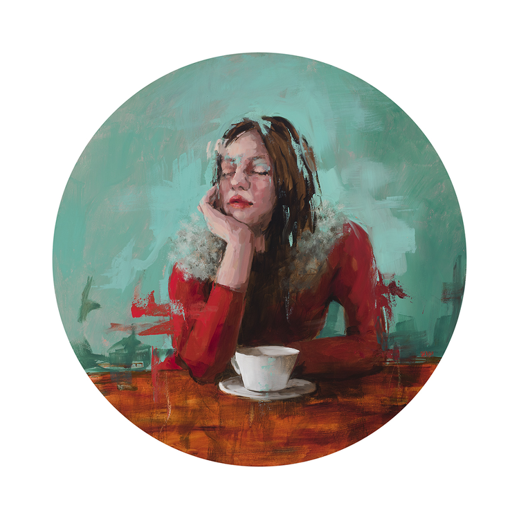 Jorge Fernández Alday: Coffee time